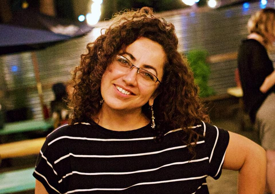 Mariam Shah, garam garam, and creating her restaurant wherever she goes.