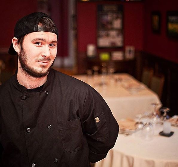 Eric Parmelee: from dishwasher to Chef-de-cuisine: A Swan Song.